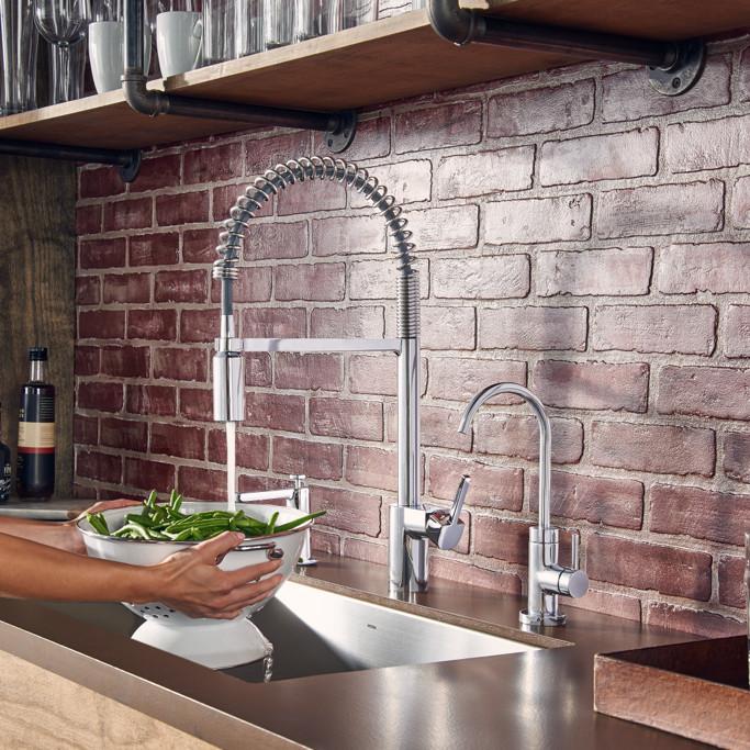 Align Spring Kitchen Sink Faucet
