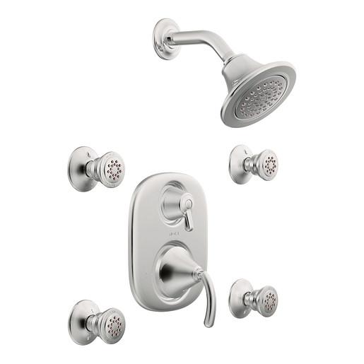 Icon Chrome Moentrol® vertical spa