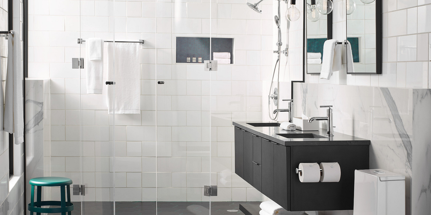 Gibson Triva Bathroom Accessories