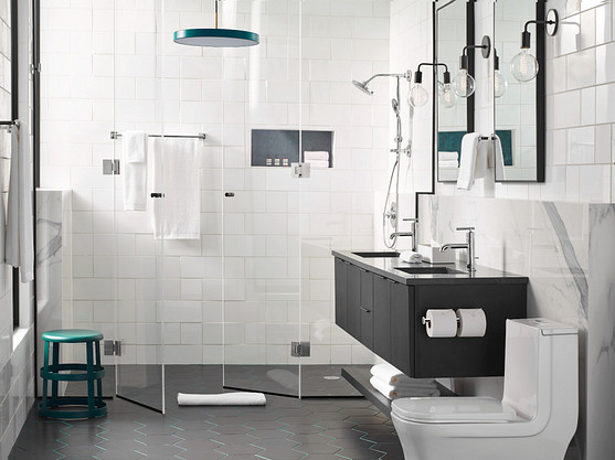 high quality plumbing fixtures and toilets can help to conserve water