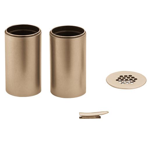 """Moen Kingsley Antique Bronze Extension Kit (13.5""""L x 3.5""""W x 3.5""""H)"""