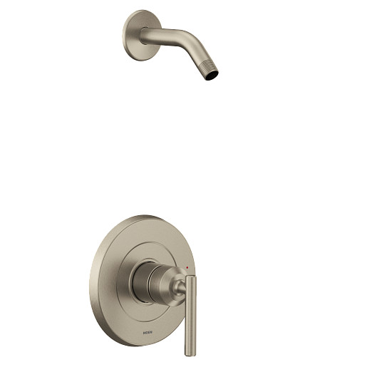 Gibson Brushed Nickel M-CORE 2-Series Shower Only - No Head