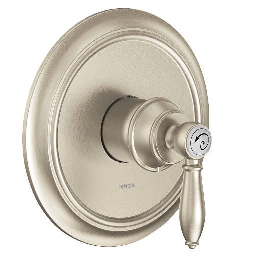 UTS23210BN - Weymouth Brushed Nickel M-CORE 2-Series Valve Only
