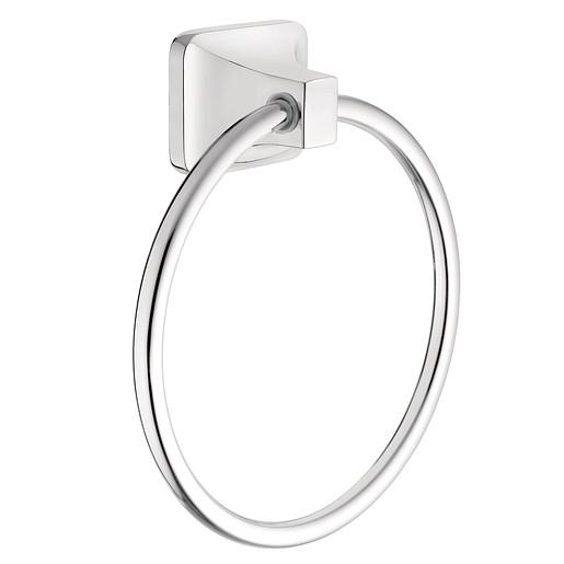Premier Chrome Towel Ring