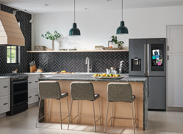 Chef-Worthy to Family-Friendly Appliances