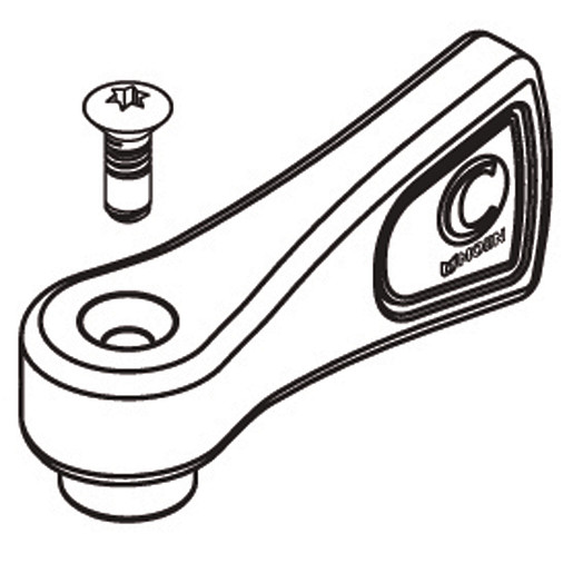 Commercial Lever Handle, Cold, 8200 Series