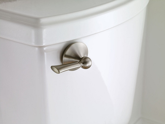 Wynford Brushed Nickel Tank Lever