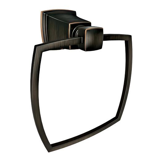 Boardwalk Mediterranean bronze Towel Ring