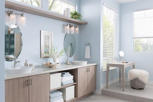 Brushed Nickel Danika Bath Faucet