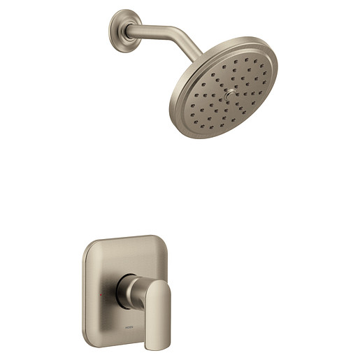 Rizon Brushed Nickel M-CORE 3-Series Shower Only