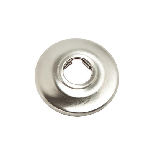 """Moen Brushed Nickel Shower Arm Flange (2.5""""L X 2.5""""W X .5""""H)"""