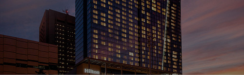 The Hilton Cleveland Downtown Ohio