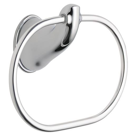 Villeta Chrome towel ring