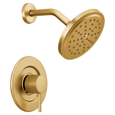 Moen Align Brushed Gold Moentrol® Shower Only