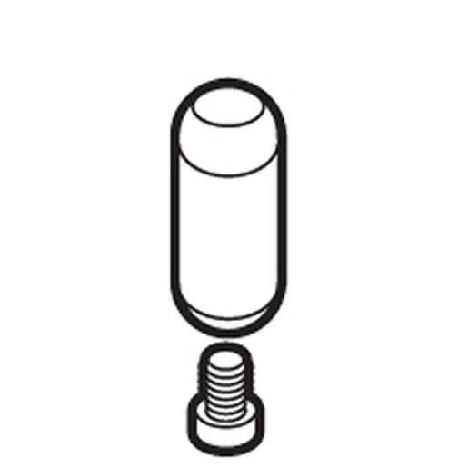 Commercial Manual temperature control handle kit 8307, 8308