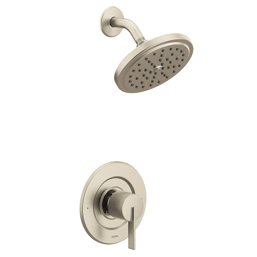 Cia Brushed nickel Posi-Temp® shower only