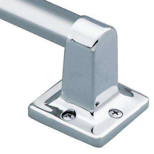 """R2260 - Moen Home Care Chrome 16"""" Bath Grip"""