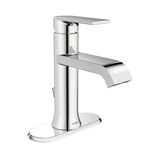 WS84760 - Genta Chrome One-Handle Bathroom Faucet