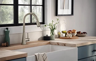 Green Kitchen Surfaces Article
