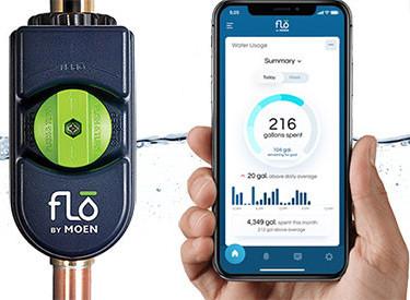 Flo by Moen Smart Shutoff & New App