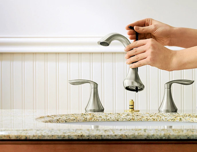 M-Pact Bathroom Faucet