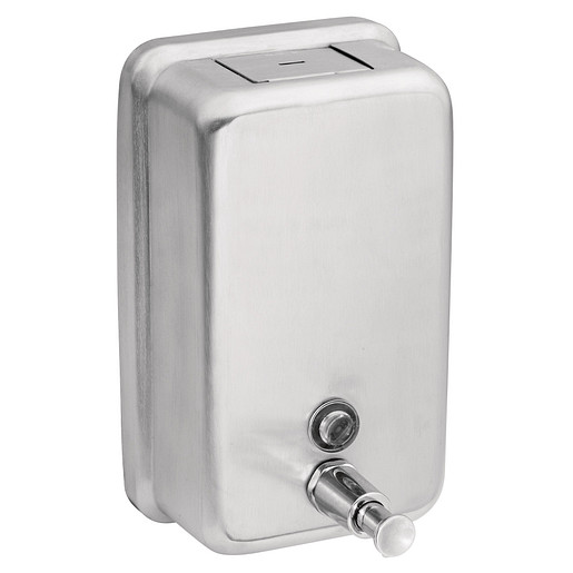 Donner Commercial Stainless soap/lotion dispensers