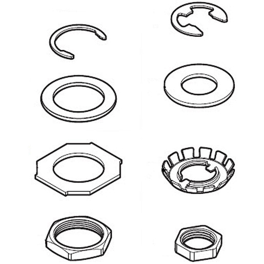 Commercial Mounting Kit