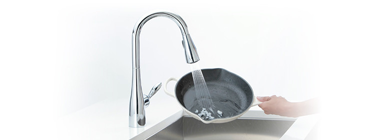 Moen Power Clean Faucets
