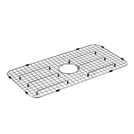"""Moen Stainless Steel Center Drain Bottom Grid Accessory fits 29"""" x 16"""" Sink Bowls"""