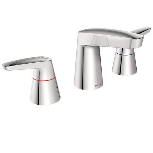 M-Dura Chrome Two-Handle Bathroom Faucet