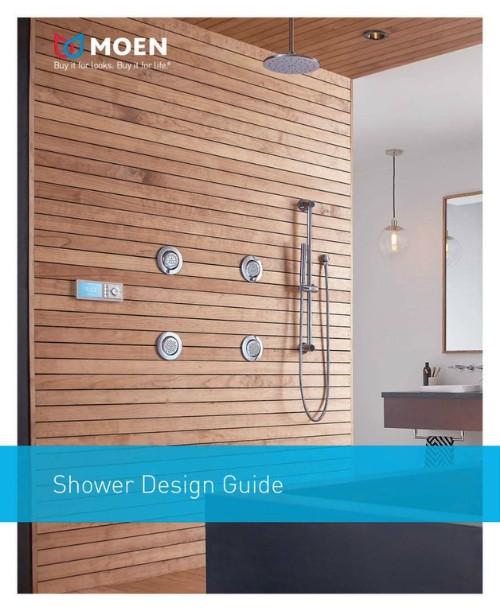 Moen Shower Design Guide