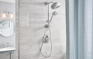 Eco-Performance Shower Systems