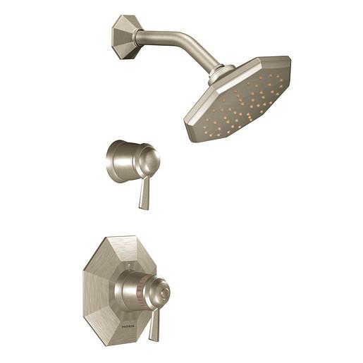 Felicity Brushed nickel ExactTemp® shower only
