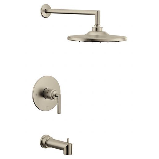 Arris Brushed Nickel M-CORE 3-Series Tub/Shower