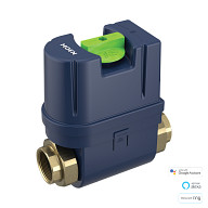 """Flo by Moen 1 1/4""""Smart Home Water Monitoring And Leak Detection System"""