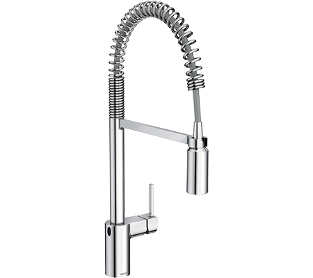 Browse Chrome Kitchen Faucets