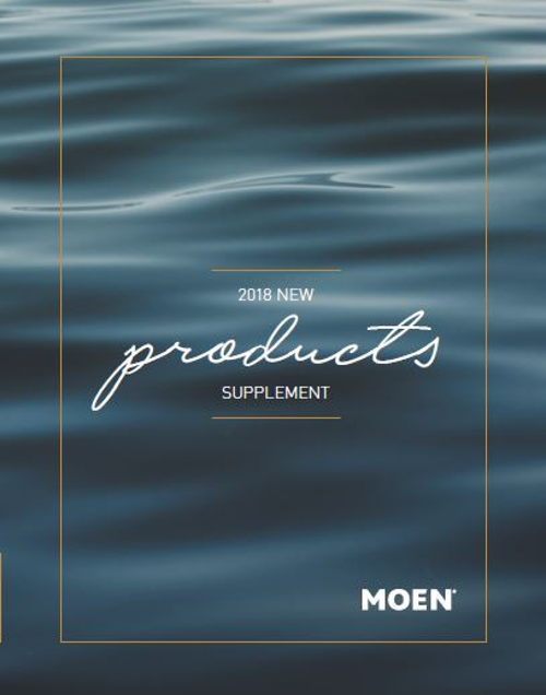 2018 New Products Supplement Brochure