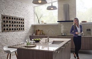 Learn how to create a dream kitchen