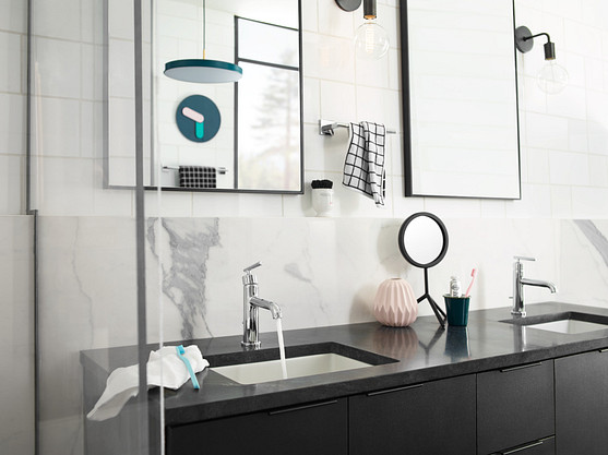Chrome Faucet Finish Image