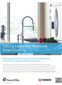 Utilizing Fannie Mae Multifamily Green Financing
