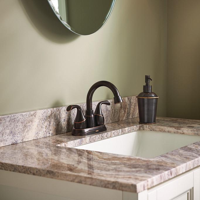 Bathroom Center Set Faucet