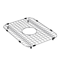 """Moen Stainless Steel Center Drain Bottom Grid Accessory fits 14"""" x 18"""" Sink Bowls"""