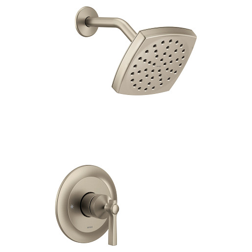 Flara Brushed Nickel M-CORE 3-Series Shower Only