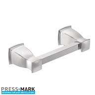 Hensley Chrome Pivoting Toilet Paper Holder