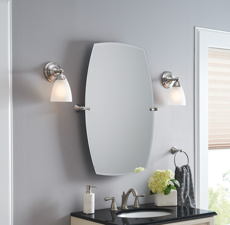 Transitional Mirror Styles