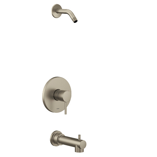 Align Brushed Nickel M-CORE 2-Series Tub/Shower - No Head