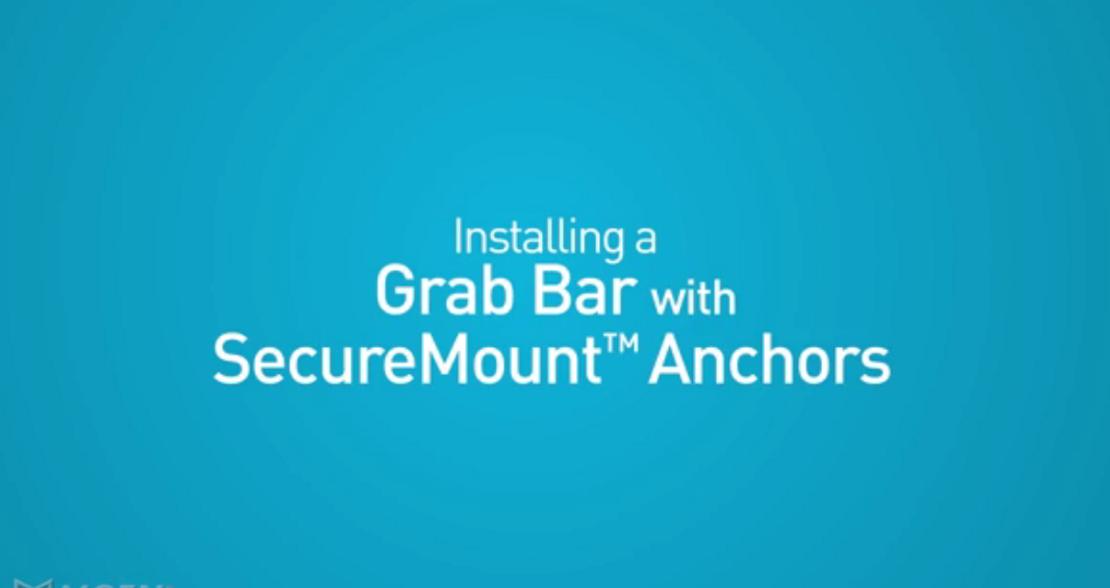 SecureMount bar installation
