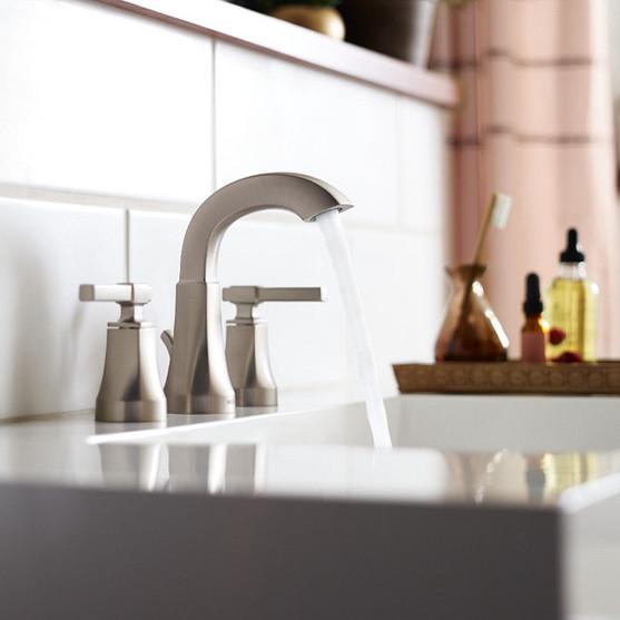 Two Handle Faucet Bathroom Sink