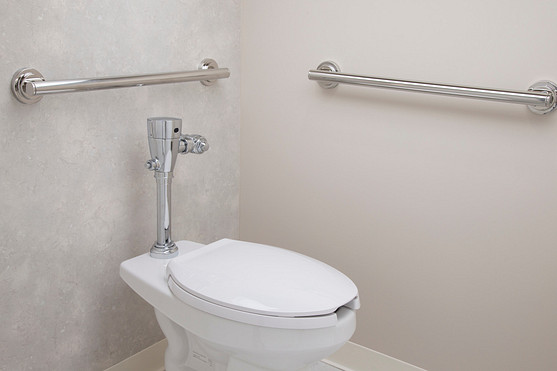 M-Power faucets require no special maintenance