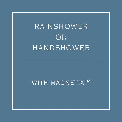 Rainshower with Magnetix